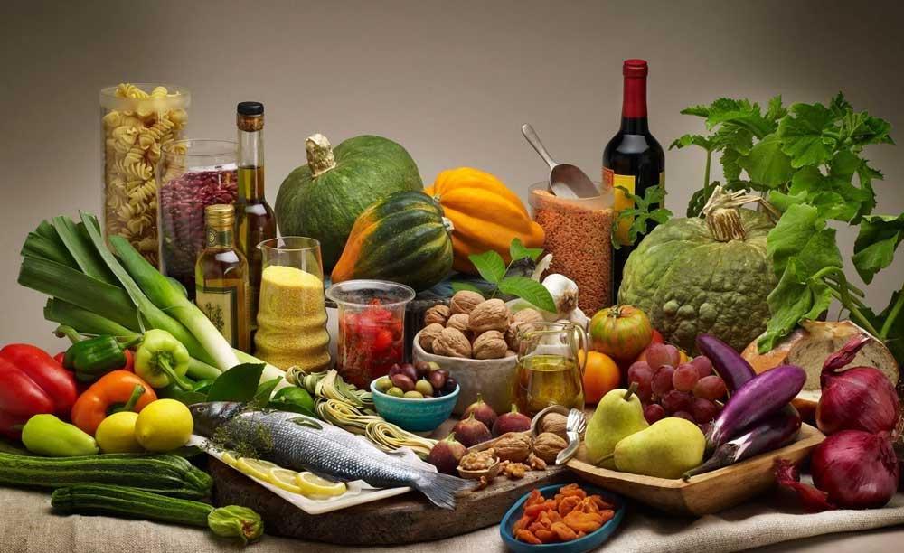 Οι καρδιολογικές παθήσεις αντιμετωπίζονται αποτελεσματικότερα με τη μεσογειακή διατροφή