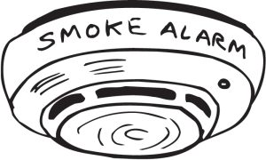 Homes in Louisiana Now Require a Smoke Detector with a 10