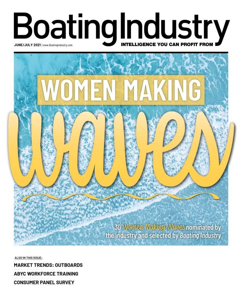 Boat Industry magazine - Women Making Waves