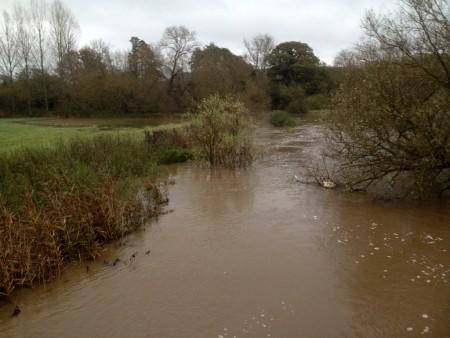 Stour floods