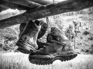 adventure_Hiking boots