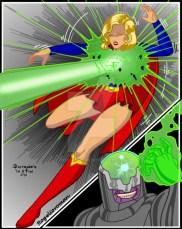 highly sensitive kryptonite