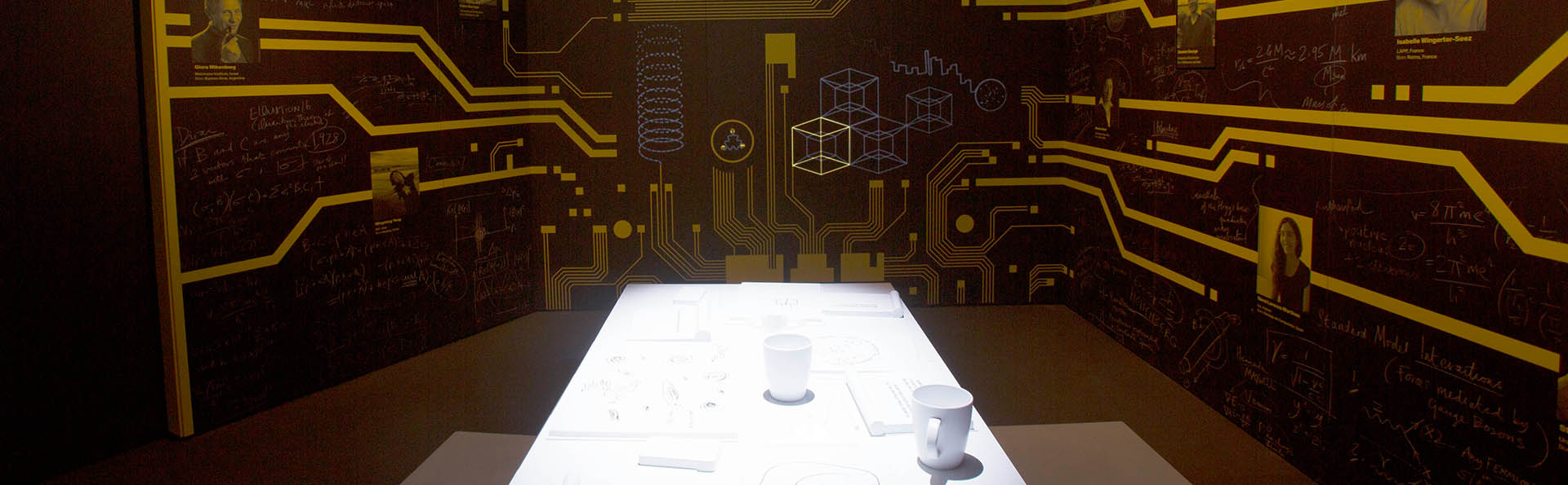 Collider Exhibition at ArtScience Museum, Marina Bay Sands