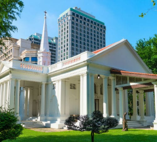 Guide To Historical Churches In Singapore