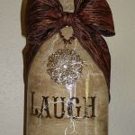 Ideas de decoupage en botellas (1)