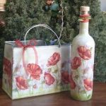 Ideas de decoupage en botellas (4)