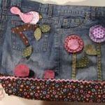 Como hacer un bolso reciclando vaqueros jeans