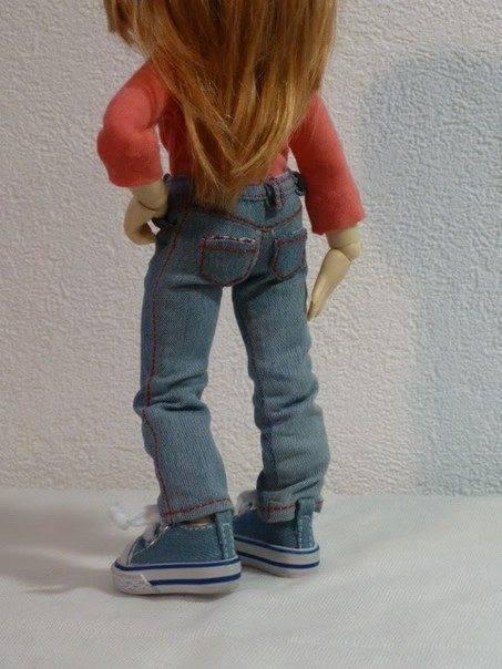 pantalon vaquero para muñecas 2