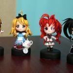 Como modelar muñeca anime en porcelana fria