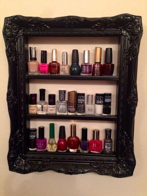 decorar y almacenar esmaltes de uñas 2 (1)