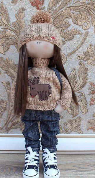muñeca de moda
