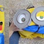 Cómo Hacer Un Disfraz De Minion Gracioso Y Fácil De Guardar