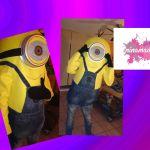 Como hacer un disfraz de Minion