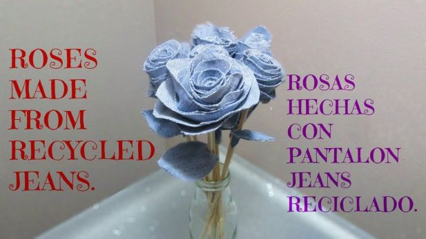 rosas-hechas-con-tela-de-pantalon-jeans-reciclado
