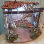Como se hace una casa portal para pesebre
