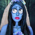 Tutorial maquillaje novia cadáver