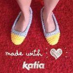 Zapatillas trapillo con patrón