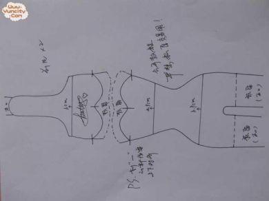 Patrón muñeca bailarina de tela (3)
