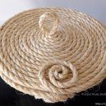 cesto de cuerda 1