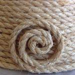 cesto de cuerda 10