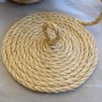 cesto de cuerda 14