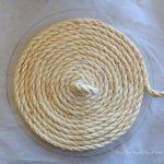 cesto de cuerda 16