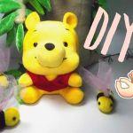 Como hacer un peluche winnie de pooh baby