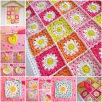 Ideas para hacer mantas a crochet