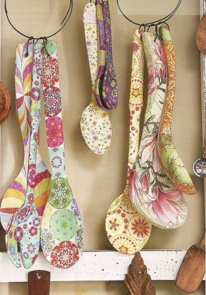 Ideas para decorar con decoupage 5