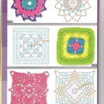 idea-molde-manta-crochet-patrón