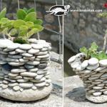 maceta-florero-con-piedras