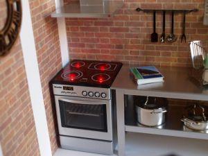 Mini cocinas y comida de verdad(3)