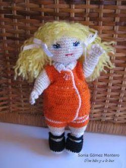 Patrón muñeca Silvia amigurimi(3)