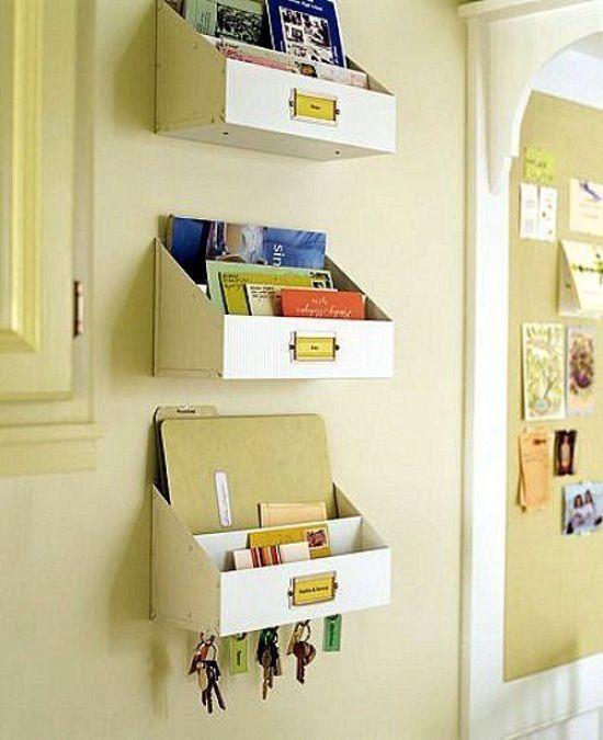25 Ideas geniales para organizarte en casa(2)