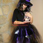 DIY para hacer un traje de bruja sin coser