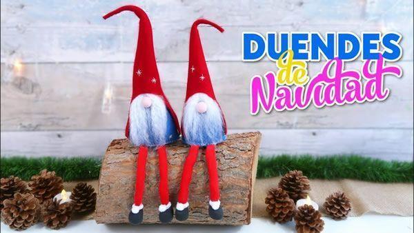 Duendes o elfos de Santa CLaus