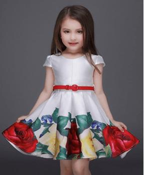 Patrones Para Vestido De Niña Talla 3 Años Marina Creativa