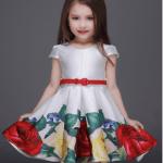 Patrones para vestido de niña talla 3 años