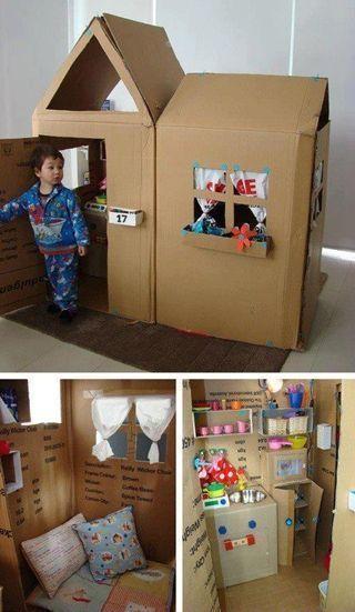 Ideas para reciclar y hacer divertidos juguetes 11