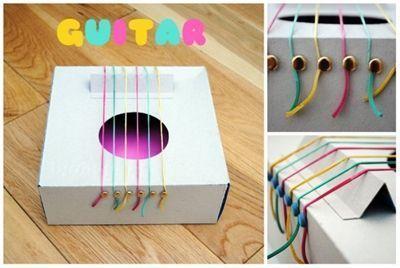 Ideas para reciclar y hacer divertidos juguetes 6