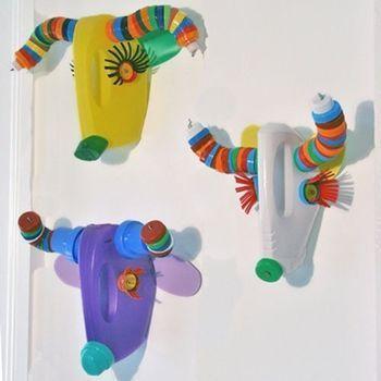 Ideas para reciclar y hacer divertidos juguetes 16