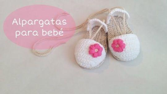 DIY para hacer alpargatas o sandalias de bebé