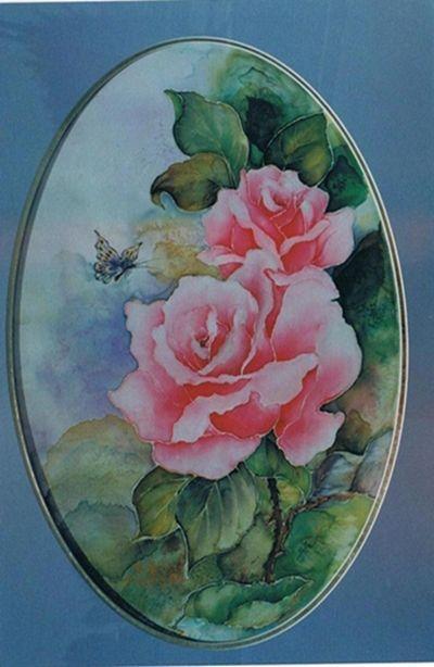 Láminas de flores para decoupage 2