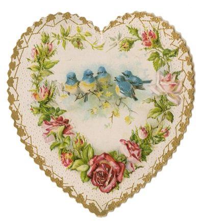 Láminas de flores para decoupage 6