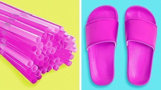 Ideas para reciclar diferentes objetos