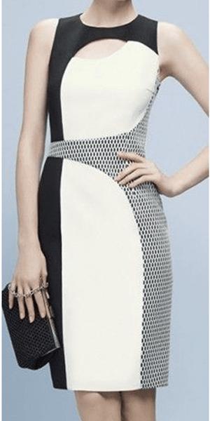 Vestido para estilizar tu silueta (patrones)