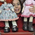 DIY+patrón cómo hacer zapatos para muñeca de tela