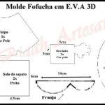 molde-fofucha-Eva-3D