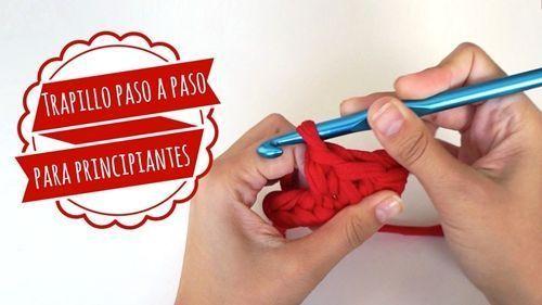 DIY puntos básicos para aprender a hacer trapillo