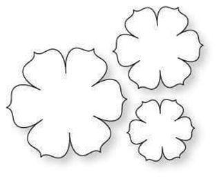 Diy+Molde para hacer una tiara con flores de fieltro(2)